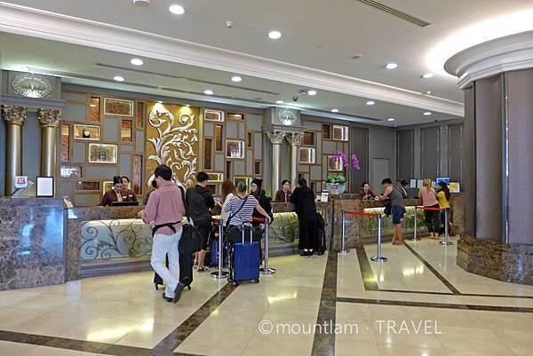曼谷市中心酒店:The Berkeley Hotel Pratunam水門伯克利酒店大堂