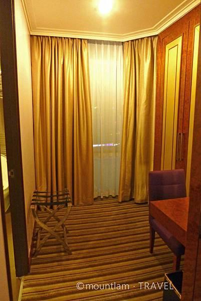 曼谷酒店:The Berkeley Hotel Pratunam水門伯克利酒店的豪華4人家庭房