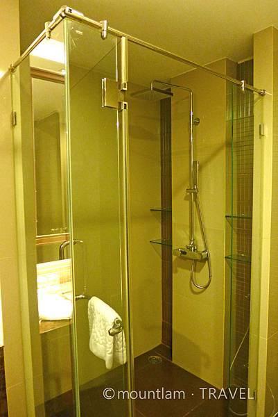水門酒店:The Berkeley Hotel Pratunam水門伯克利酒店的豪華4人家庭房