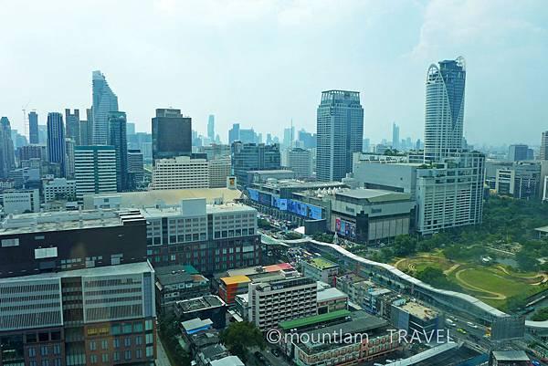 曼谷住宿:The Berkeley Hotel Pratunam水門伯克利酒店的豪華4人家庭房
