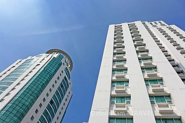 曼谷住宿:The Berkeley Hotel Pratunam皇宮大酒店