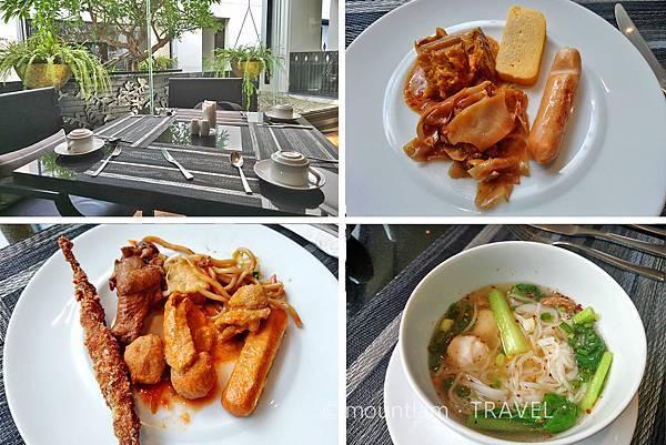 曼谷酒店: Mövenpick Hotel Sukhumvit 15 Bangkok曼谷素坤逸15巷瑞享酒店的早餐