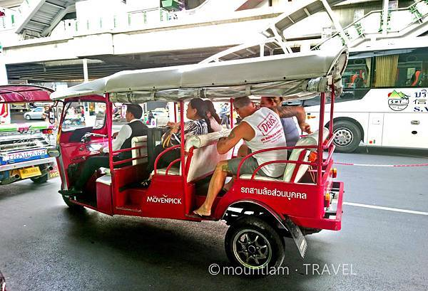 曼谷5星酒店: Mövenpick Hotel Sukhumvit 15 Bangkok曼谷素坤逸15巷瑞享酒店的免費Shuttle毛