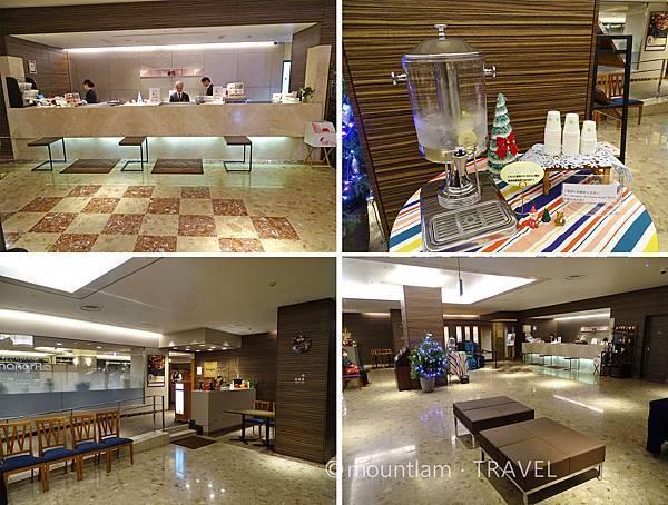 鹿兒島東急REI酒店大堂 Kagoshima Tokyu REI Hotel