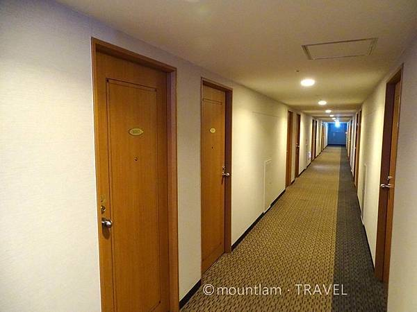 鹿兒島東急REI酒店房間層 Kagoshima Tokyu REI Hotel