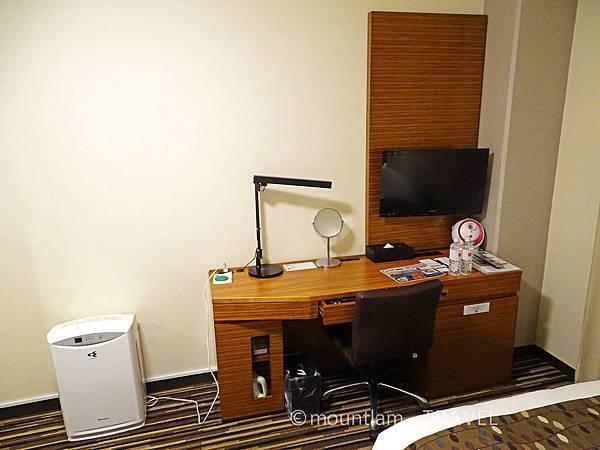 鹿兒島東急REI酒店雙人房3 Kagoshima Tokyu REI Hotel