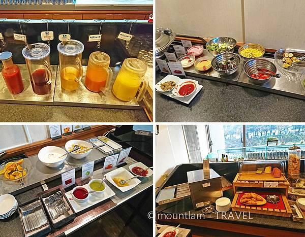 鹿兒島東急REI酒店餐廳食物2 Kagoshima Tokyu REI Hotel