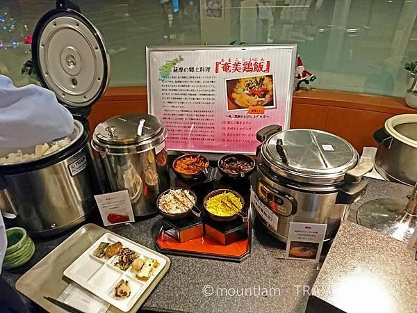 鹿兒島東急REI酒店早餐食物3 Kagoshima Tokyu REI Hotel