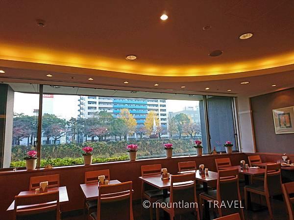 鹿兒島東急REI酒店餐廳 Kagoshima Tokyu REI Hotel
