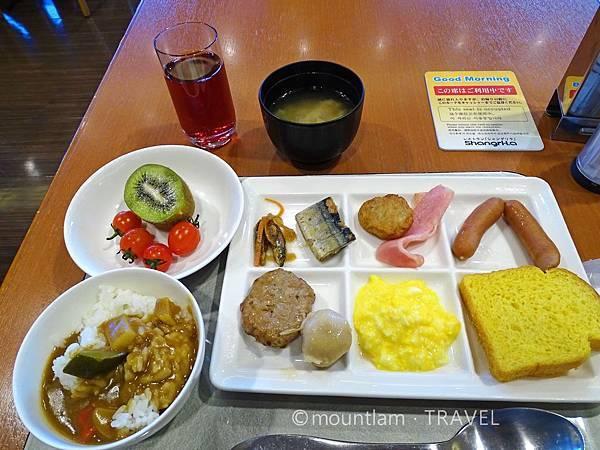 鹿兒島東急REI酒店早餐食物4 Kagoshima Tokyu REI Hotel