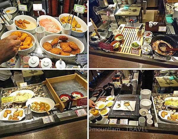 鹿兒島Dormy Inn酒店早餐2 Dormy Inn Kagoshima Natural Hot Spring