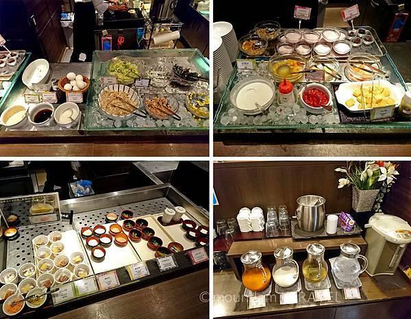 鹿兒島Dormy Inn酒店早餐 Dormy Inn Kagoshima Natural Hot Spring