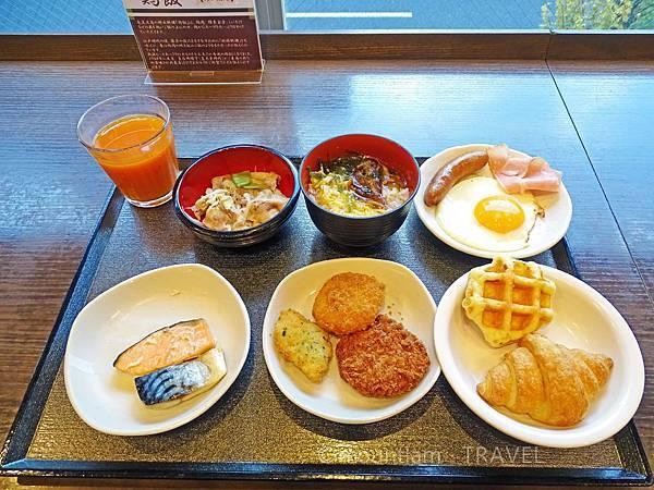 鹿兒島Dormy Inn酒店早餐4 Dormy Inn Kagoshima Natural Hot Spring