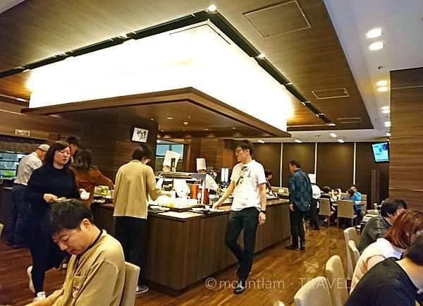 鹿兒島Dormy Inn酒店2樓餐廳2 Dormy Inn Kagoshima Natural Hot Spring