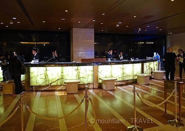鹿兒島城山酒店大堂前台 Shiroyama Hotel Kagoshima