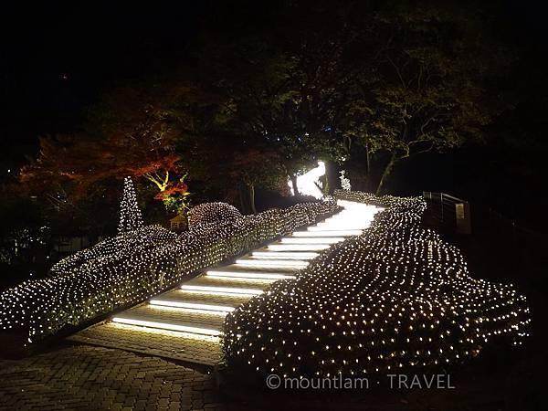 鹿兒島城山酒店夜景 Shiroyama Hotel Kagoshima