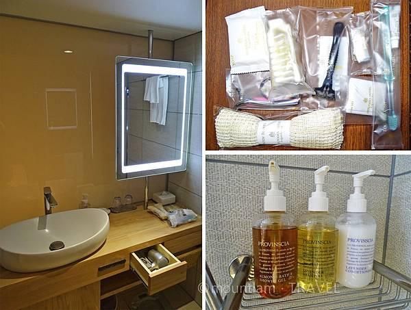 鹿兒島城山酒店浴室設備 Shiroyama Hotel Kagoshima