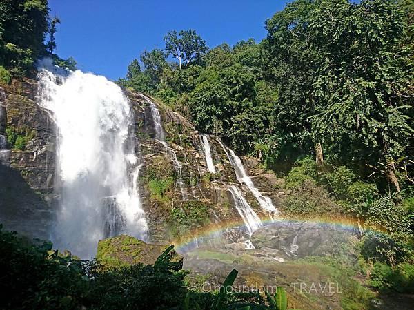 清邁茵他儂國家公園一日遊Vachiratarn瀑布