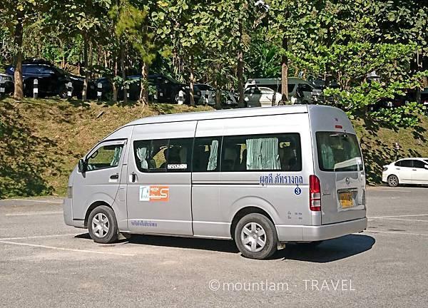 清邁茵他儂國家公園 Doi Inthanon National Park‧ 酒店接送