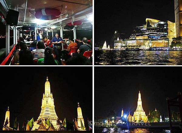 曼谷自由行景點:曼谷遊船河