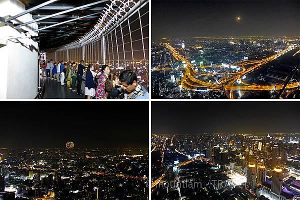 彩虹雲霄酒店84樓觀景台