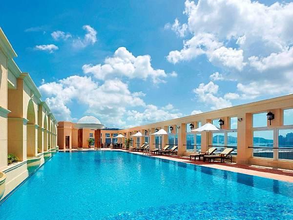 香港酒店住宿套餐: 帝苑酒店住宿優惠package 2