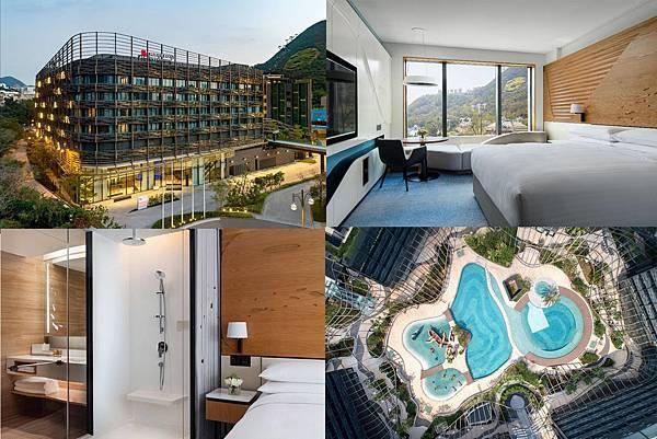香港酒店Staycation親子推介:海洋公園marriott住宿套餐staycation