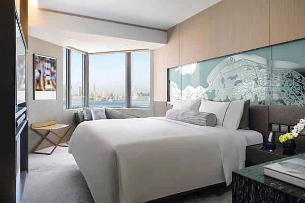 【香港酒店優惠推介】5星級酒店Staycation with標準客房 hyatt centric 3