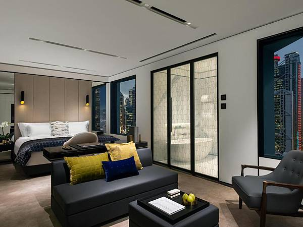 HK酒店優惠:香港美利酒店The Murray Staycation n1 deluxe room