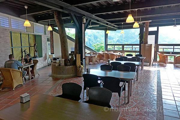 沐春溫泉湯宿餐廳山景