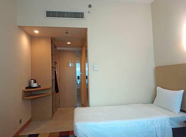 悅品海景酒店觀塘Hotel Cozi Harbour View 雙人房