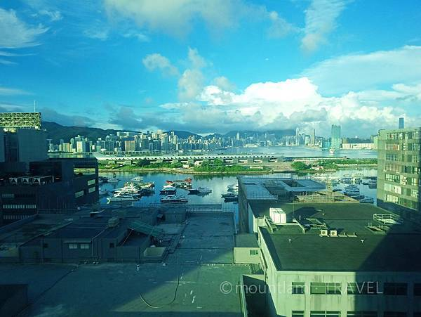 悅品海景酒店觀塘Hotel Cozi Harbour View 海景房