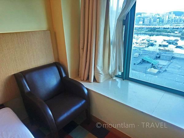 悅品海景酒店觀塘Hotel Cozi Harbour View 海景房 (2)