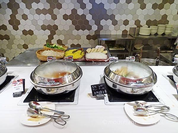 九龍諾富特酒店自助餐buffet lunch
