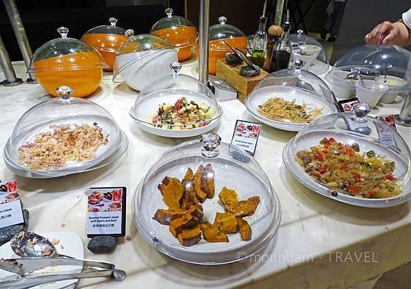 九龍諾富特酒店自助餐lunch