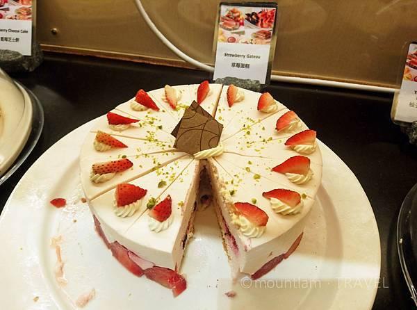 九龍諾富特酒店自助餐lunch甜品