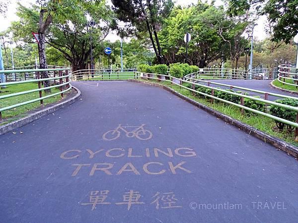 九龍城好去處之九龍城寨公園-單車公園