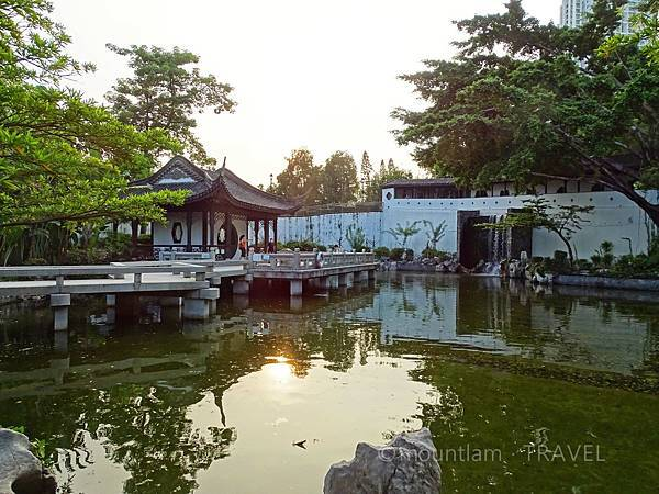 九龍城景點之九龍城寨公園 (2)