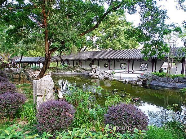 九龍城景點之九龍城寨公園