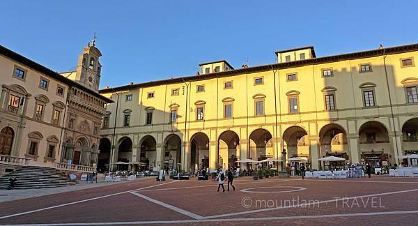 arezzo遊記之piazza grande 景點 3