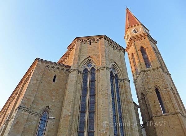 arezzo遊記之景點Arezzo Cathedral 2
