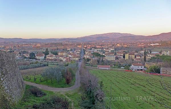 arezzo景點之panorama