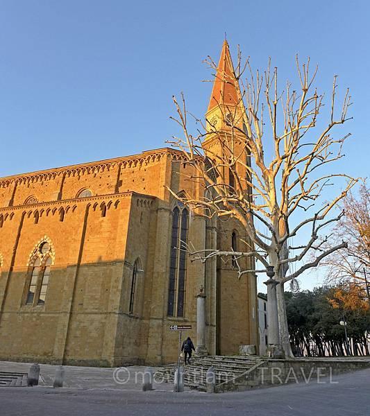 arezzo遊記之景點Arezzo Cathedral