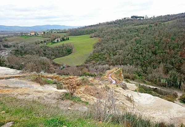 Bagno Vignoni_Parco dei Mulini 1