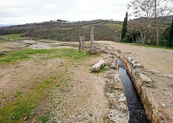 Bagno Vignoni_Parco dei Mulini 2