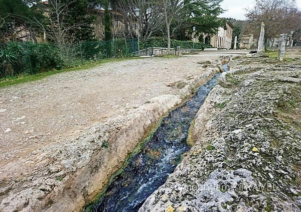 Bagno Vignoni_Parco dei Mulini 3
