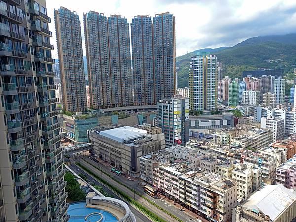 荃灣西新商場plaza 88 空中花園