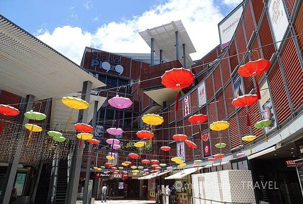 香港本地遊之赤柱景點赤柱廣場