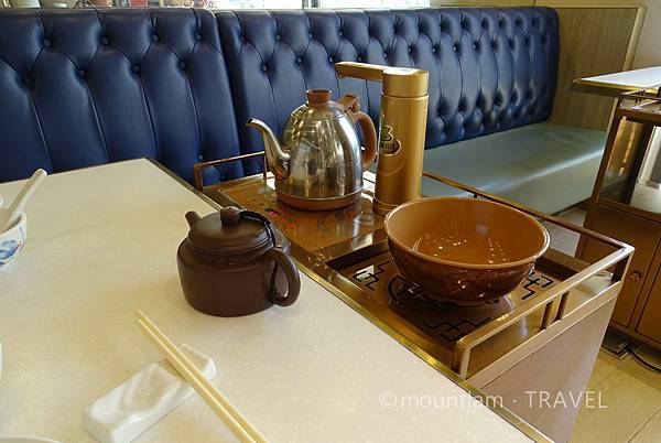 赤柱遊之中午飲茶餐廳:鍾菜