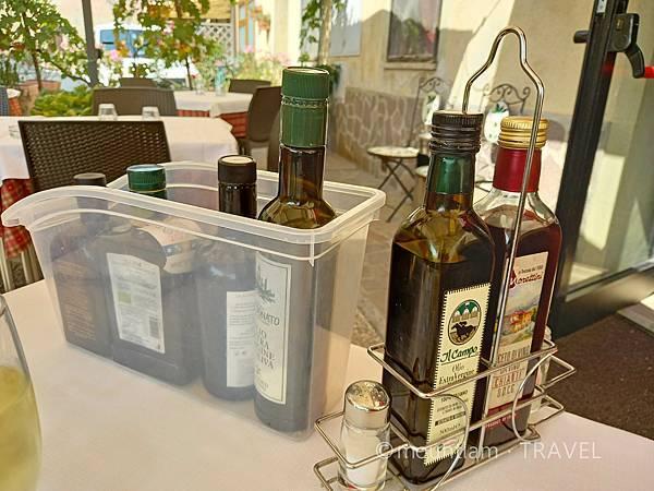 san gimignano 餐廳推薦olive oil tasting 2